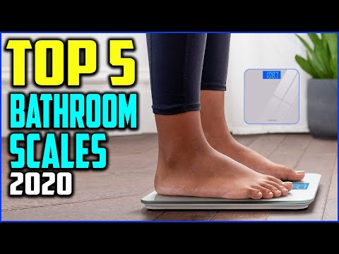 Top 5 Best Bathroom Scales in 2020 Reviews