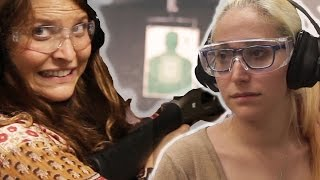 Liberals Shoot Guns For The 1st Time thumbnail