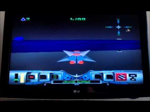 Atari Jaguar Games: Cybermorph