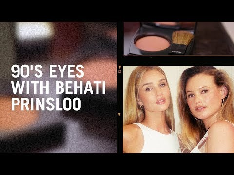 90s Eyes With Behati Prinsloo
