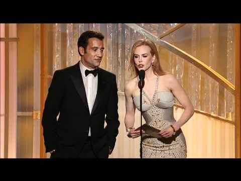 Midnight in Paris Wins Best Screenplay Motion Picture - Golden Globes 2012