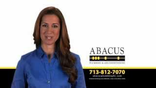 Abacus Plumbing & Air Conditioning BBB Award Winning Company in Houston