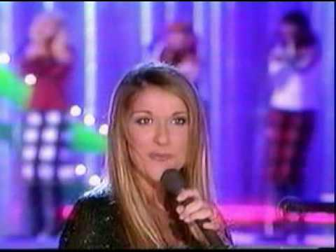 Celine Dion - I Met An Angel (On Christmas Day) - YouTube