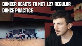 DANCER REACTS NCT 127 엔시티 127 'Regular (English Ver.)' Dance Practice