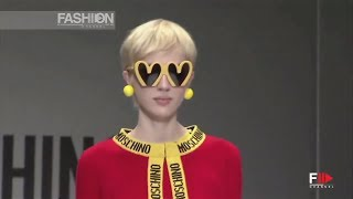 """MOSCHINO"" Full Show HD Milano Moda Donna Autumn Winter 2014 2015 by Fashion Channel"