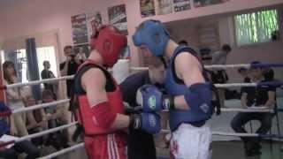 Тайский бокс. Санкт-Петербург