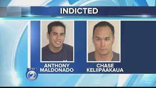 Maui police officers charged in federal witness tampering case