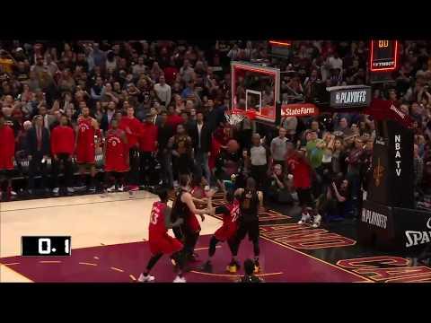 LeBron James Game Winner As Heard Around The World