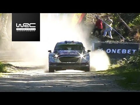 Vodafone Rally de Portugal 2017: Highlights Stages 10-12
