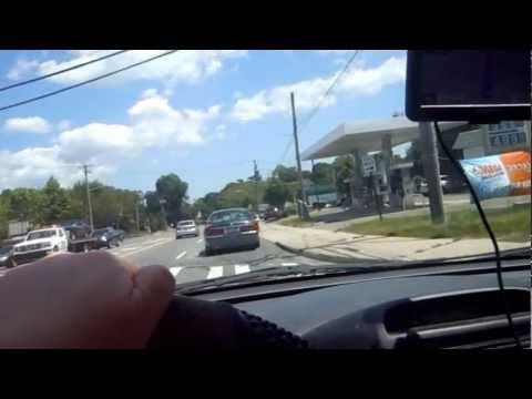 Driving through Smithtown, Long Island, NY Doreen's Video