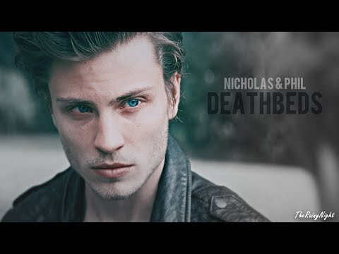 nicholas & phil | deathbeds from YouTube · Duration:  1 minutes 26 seconds