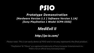 PSIO Prototype 1.1 Game Demo: MediEvil II