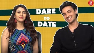 Aayush Sharma & Warina Hussain Tell Us Why You Cannot Date Them! Exclusive