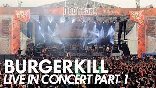 Download Video BURGERKILL Live Part 1: Doomsday 2015 (FULL SET) HD MP3 3GP MP4