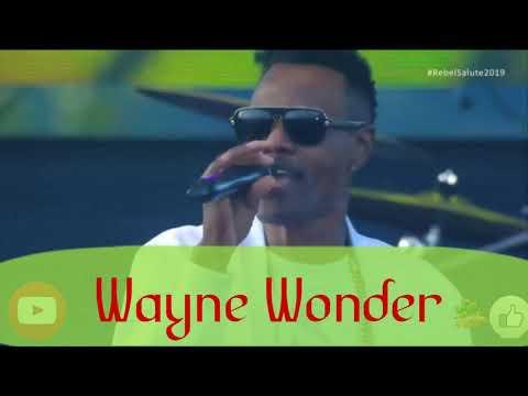 Wayne Wonder - Rebel Salute 2019 (Full Performance)
