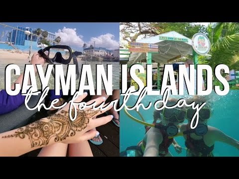 Cayman Islands Day 4! April 11th, 2017!