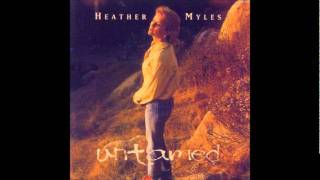 Watch Heather Myles When You Walked Out On Me video