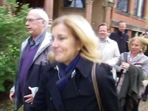 Dennis Oland Family face media after Dennis Oland wins his Appeal!!!