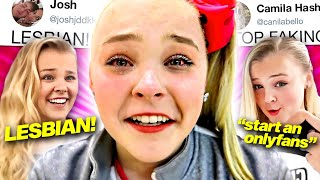 Jojo Siwa Acts Her REAL AGE, And STILL GETS HATE..*this is bad*