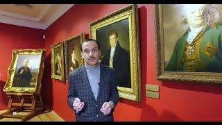 Музеемания Музеи¶ В. А.  Тропинина и московских художников его времени.