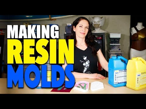 How To Make Resin Molds Using Smooth-Cast 300