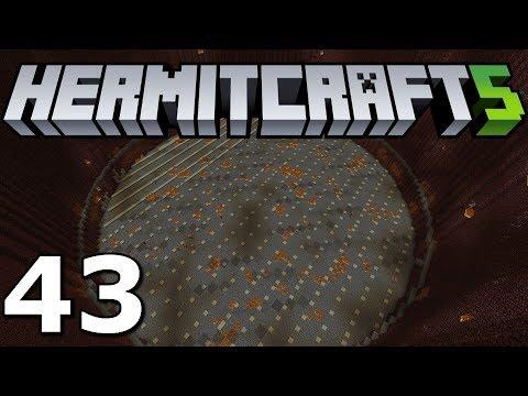 Minecraft Hermitcraft S5 Ep.43- Cub Hub Portals