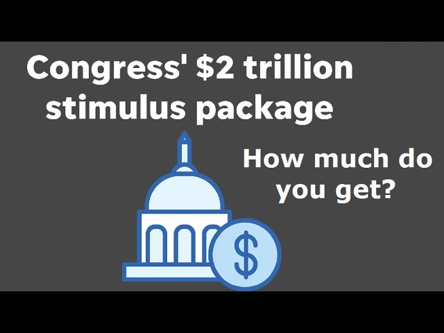 Historic 2 Trillion Stimulus Package. Who gets what of $2,000,000,000,000 ?