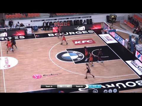 Diffusion en direct de Tango Bourges  Basket