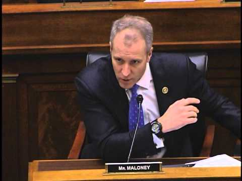 Rep. Sean Patrick Maloney questioned DOT Secretary Anthony Foxx about safety and security at railroad crossings.