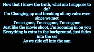 Justin Timberlake Tunnel Vision Lyrics