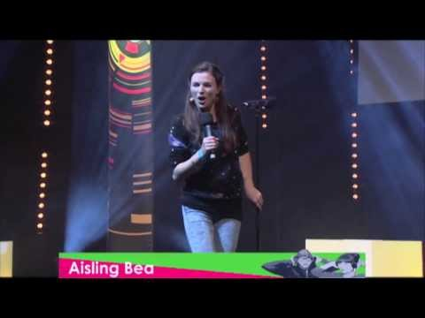 Radio 1 at Edinburgh Festival: Aisling Bea