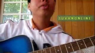 chia tay tình đầu - guitar