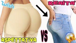 ASPETTATIVA vs REALTA': Ho provato le MUTANDE IMBOTTITE SUPER PUSH UP !!! VIETATO AGLI UOMINI !!!