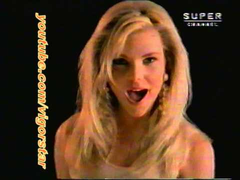 Samantha Janus - A Message to Your Heart (Official video, 1991)