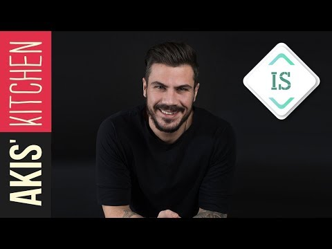Recipes In Sign Language - IS | Akis Kitchen Lab