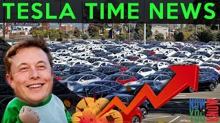 Tesla Time News - Tesla Crushes Delivery Record!