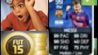 FIFA 15 NS IOS/ANDROID HOW TO DOUBLE YOUR COINS