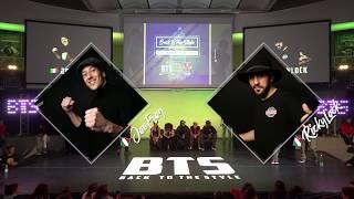 BTS 2019 \\ Locking 1/2 Final • Joe Frog (Ita) vs Ricky Lock (Ita)