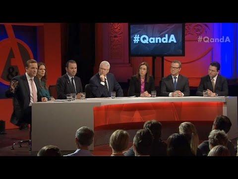 Q&A - Paris, Syria & South Australia