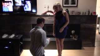 Surprise!!!  Surprise birthday party and proposal for the love of my life!