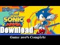 Sonic Mania 100 Save Game mp3
