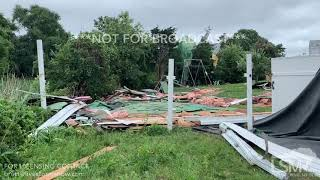 7-23-2019 West Yarmouth, Mass (Cape Cod) Hotel Destroyed