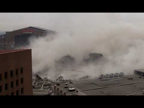 RCA Dome implosion