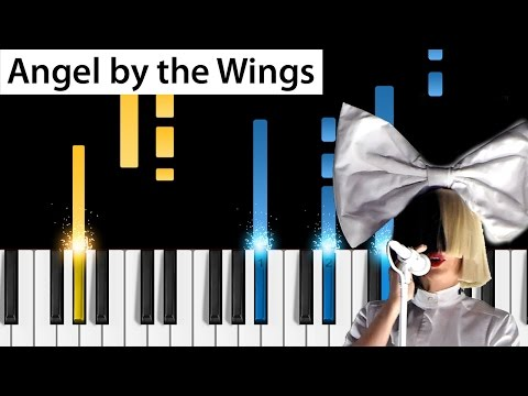 Angel By The Wings Piano Chords Sia Khmer Chords