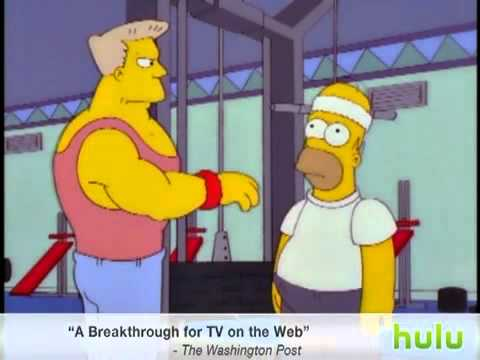 The Simpsons - What_amp;#39;s A Gym.flv