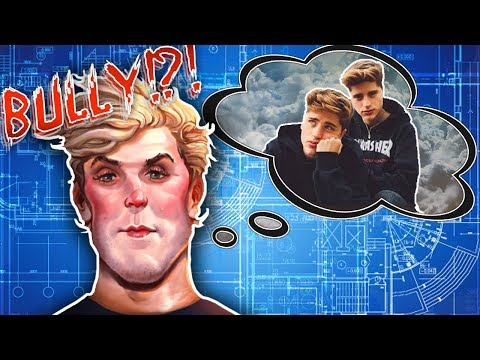 THE PSYCHOLOGY BEHIND JAKE PAUL BULLYING THE MARTINEZ TWINS - ft. BULLYING EXPERT BROOK GIBBS