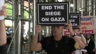 فيديو.. نتنياهو يحذر من تنامى دعوات مقاطعة إسرائيل