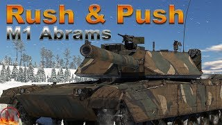 WT || M1 Abrams - Rushing Like a Russian
