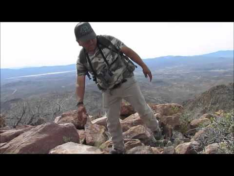 TRIPLETS HIKE San Carlos Apache Reservation