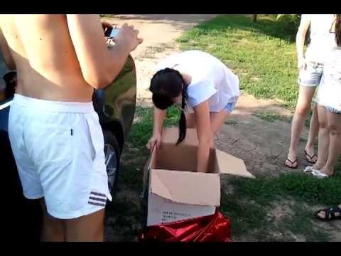 сюрприз жене на день рождения - Смешные видео приколы